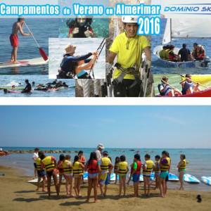 CAMPAMENTOS DE VERANO ALMERIMAR 2016