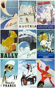 more-mid-century-ski-posters